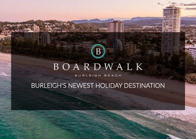 Boardwalk Burleigh Beach